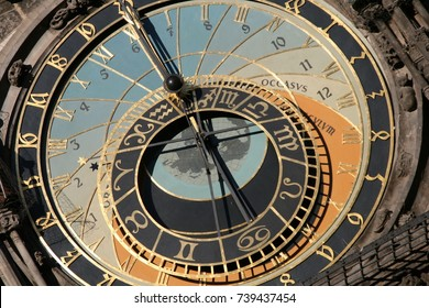 Clocks in Time