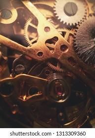 Clockwork in macro