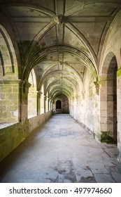 Cloister Alley
