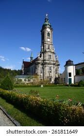 Cloister Zwettl in Austria