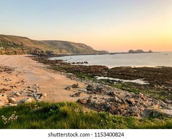 Clonque Bay, Alderney
