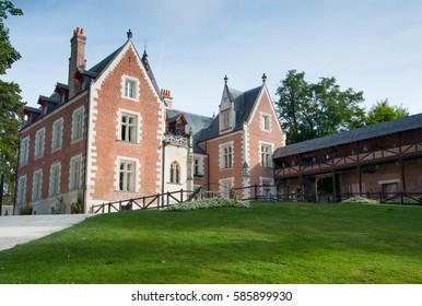 Clos Luce castle in Amboise