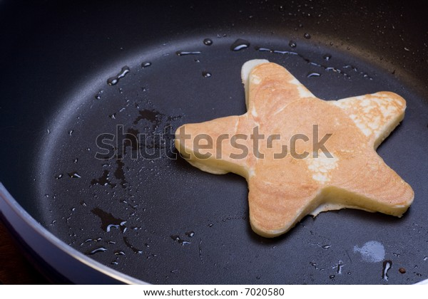a close up about the pancake