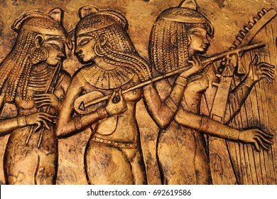 Ancient Egypt Music Stock Photos, Images & Photography | Shutterstock