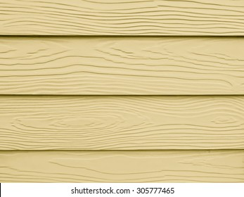 Close up of artificial wood board