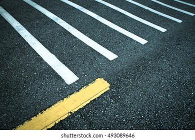 Close up asphalt texture background