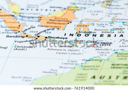 Close Bali Other South Pacific Islands Stockfoto (Jetzt bearbeiten ...