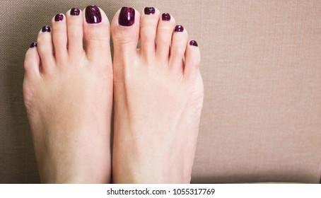 Dark feet bondman