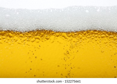 close up of beer.
