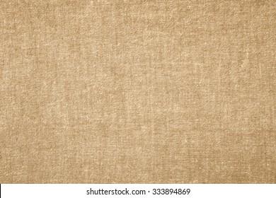 Close up beige Korean cotton fabric texture background.