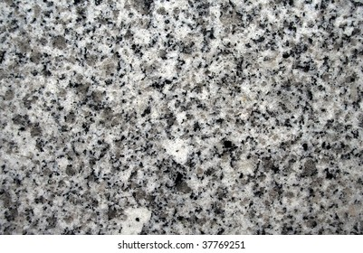 Close up of Black and Gray Granite Pattern