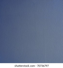 Close up of blue leather texture background. photo design with copy space for multi purpose use