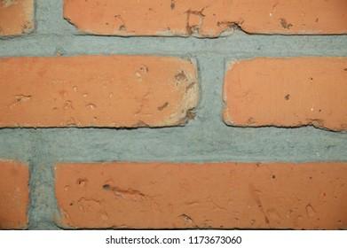 close up brick