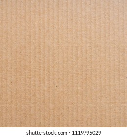 Close up brown cardboard paper box texture and background.