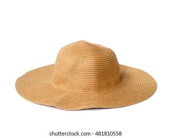 07b16f6a924 Vintage Straw Latin American Cowboy Hat Stock Photo (Edit Now ...