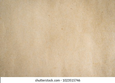 Close up brown paper texture and background.