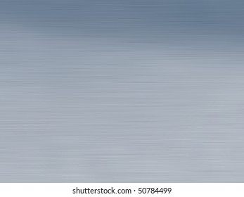 Close up of brushed steel background