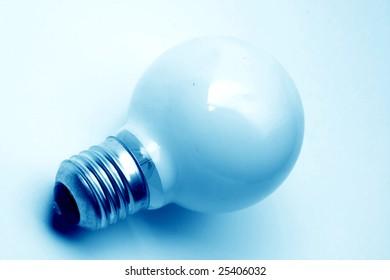 close up bulb