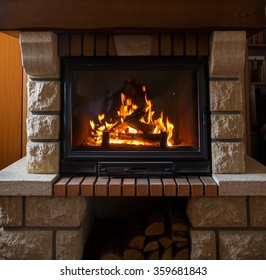 Wood Burning Stove Images Stock Photos Vectors Shutterstock