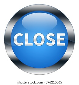 close button isolated