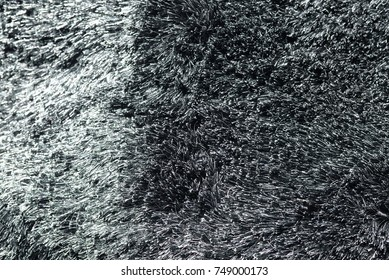 Close up of carpet textured abstraction decorative background. Natural pattern, clean surface, smooth flooring wall copy space