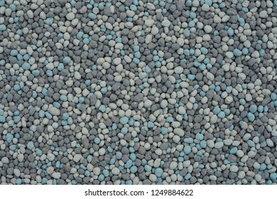 Close up Chemical fertilizer for background
