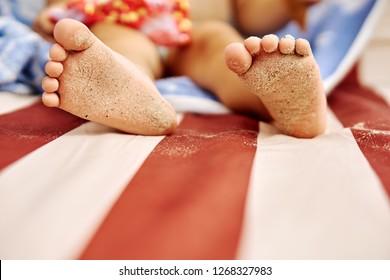 Feet inna Mélanie Da