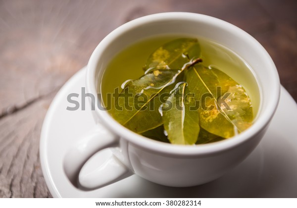Close Up of Coca Tea