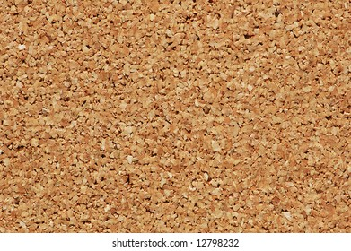 Close up of a cork board - can be used as background