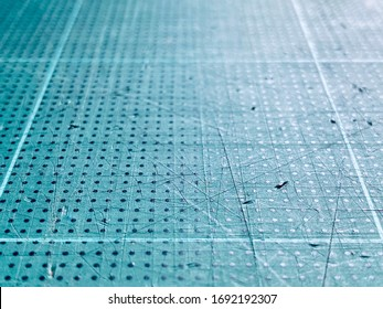 close up cutting mat texture background
