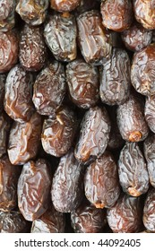 close up to a date fruits