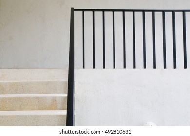 Design Steel Railing Stock Photos, Images & Photography