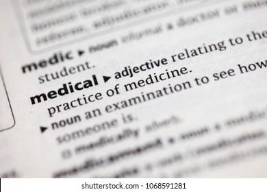 Medical Terminology Images, Stock Photos & Vectors   Shutterstock