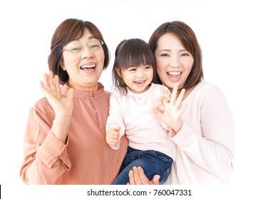 A close family