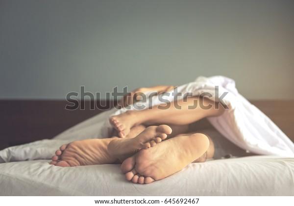 Beim sex füße Fußfetisch Pornos