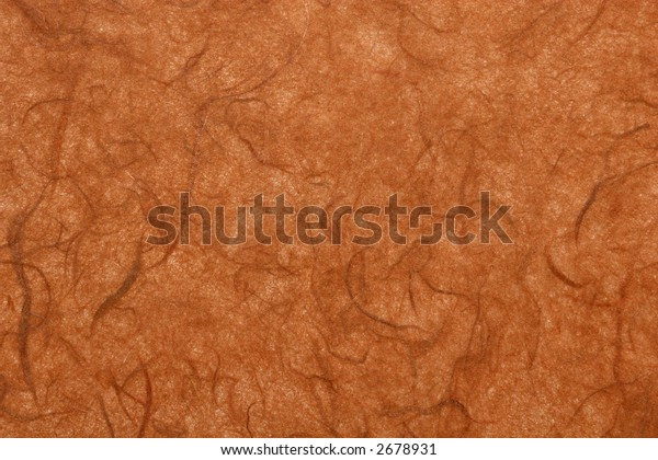 A close up of fiber silk paper, perfect for backgrounds