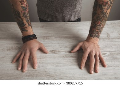 Oldskull Tattoo Stock Photos Images Photography Shutterstock