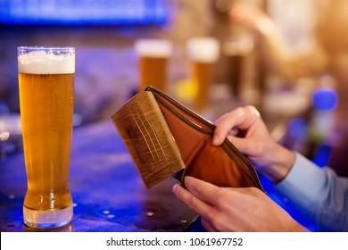 Beer Money Images, Stock Photos & Vectors | Shutterstock