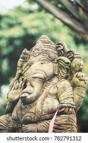 Close up of ganesha