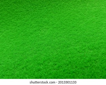 close up green flannel fabric texture