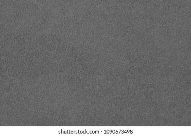 Close up of grey synthetical felt textured background