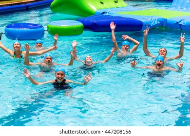 Teens Swimming Pool Images Stock Photos Vectors Shutterstock