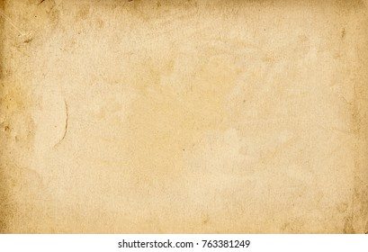 close up of a grunge vintage old paper background