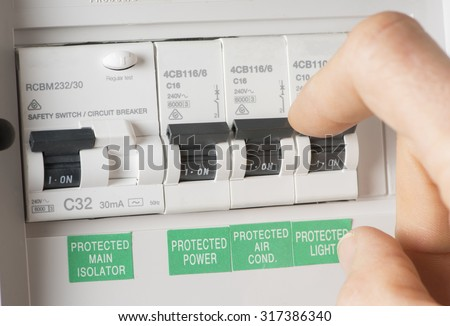 close home fuse box stock photo (edit now) 317386340 shutterstockclose up of a home fuse box