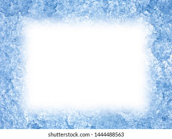 close up of ice background
