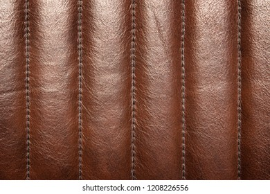 close up image of textured leather