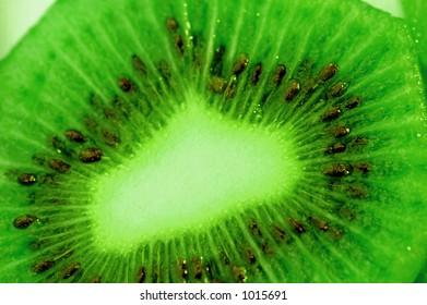 close up kiwi