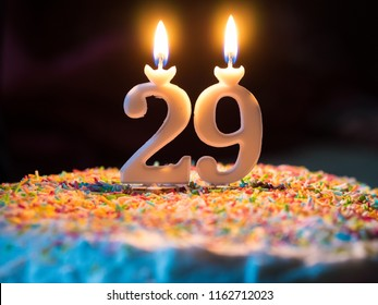 Phenomenal 29Th Birthday Images Stock Photos Vectors Shutterstock Personalised Birthday Cards Arneslily Jamesorg