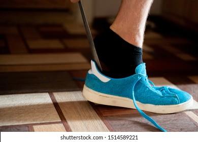 old man sneakers