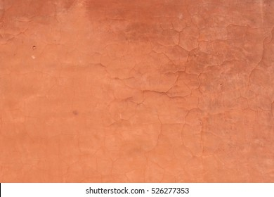 Close up of mediterranean colored plastered old wall